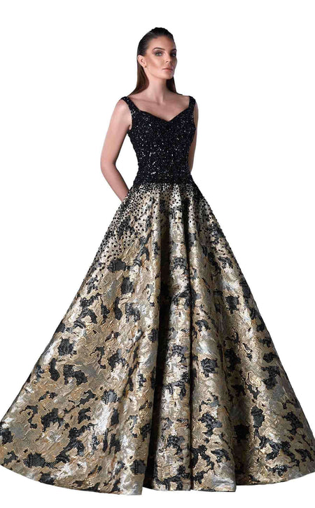 Edward Arsouni Couture 0328 Dress