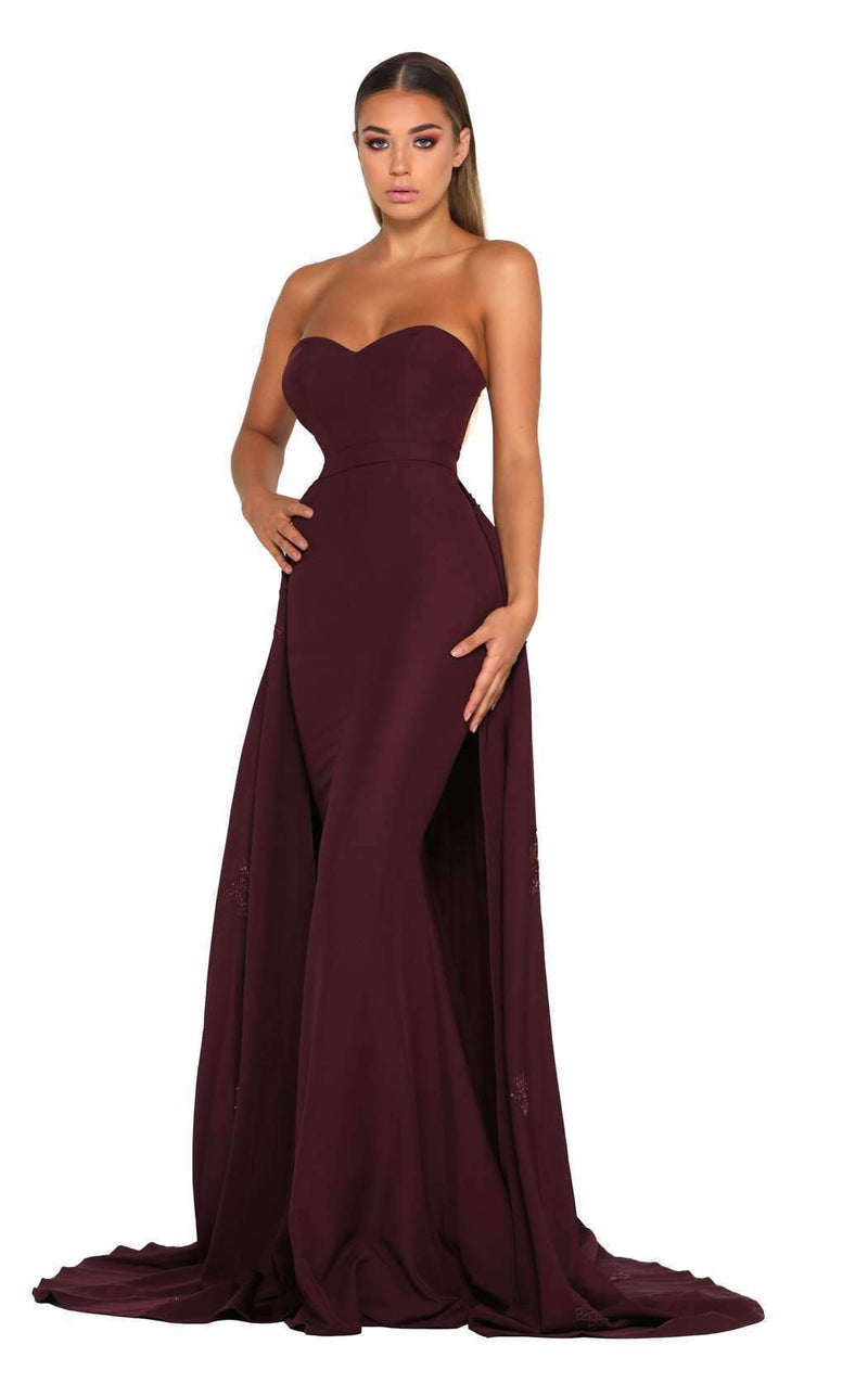Portia and Scarlett Endora Strapless Dress
