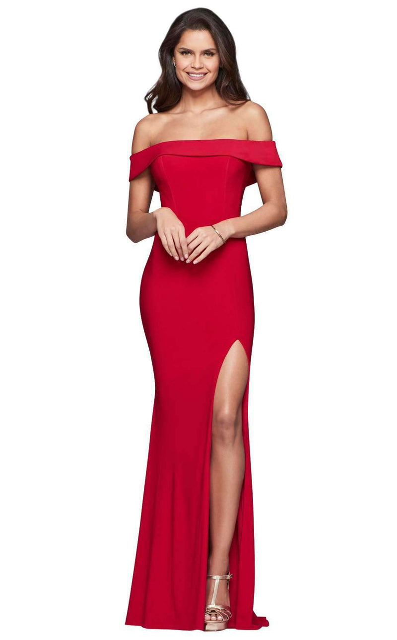 Faviana S10015 Dress