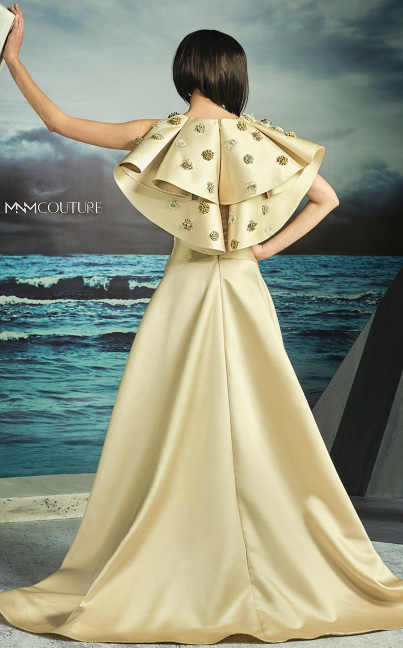 MNM Couture G0825 Back