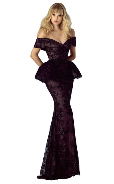 MNM Couture G0850 Dress Black