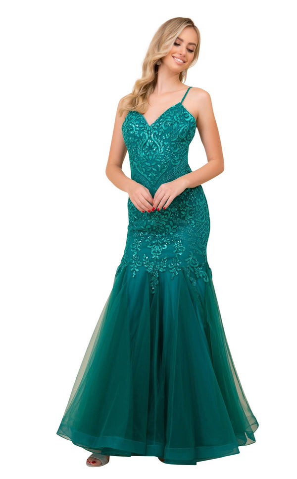 Nox Anabel H402 Dress Green