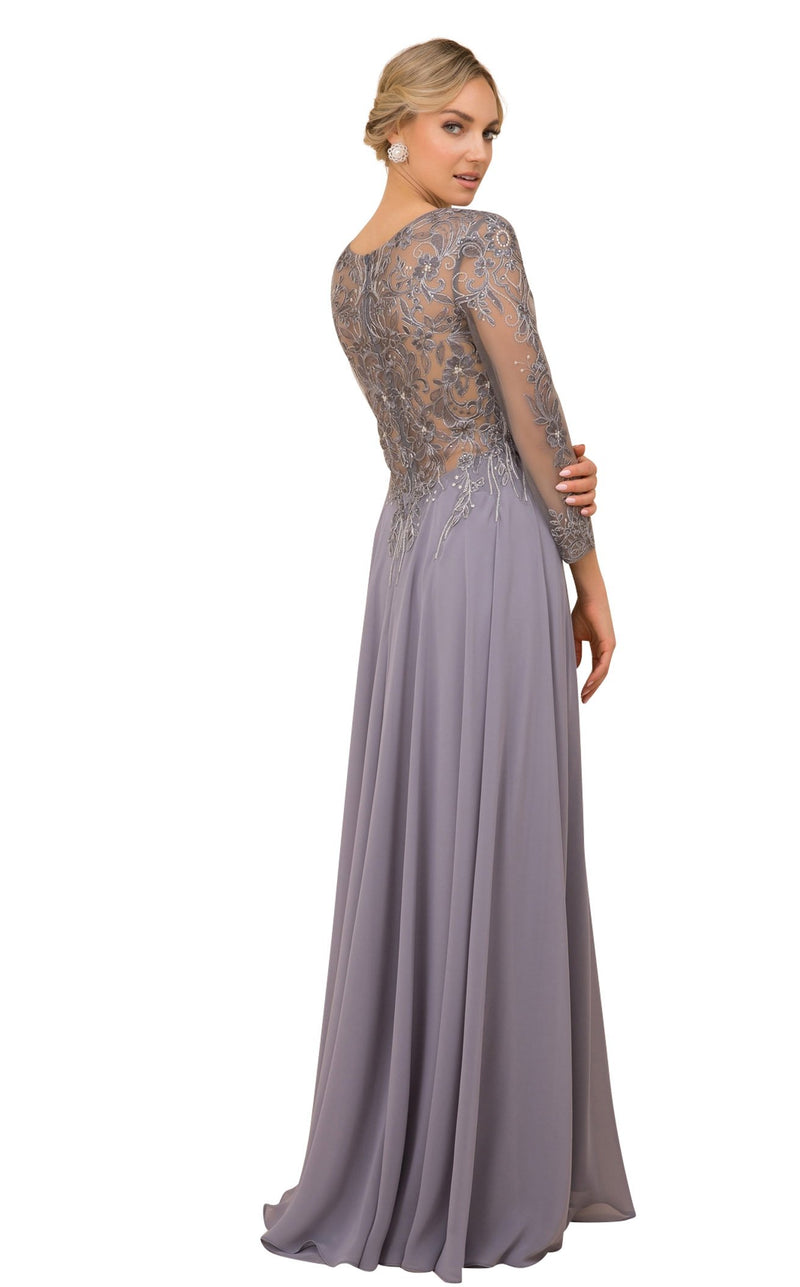 Nox Anabel H529 Dress Steel