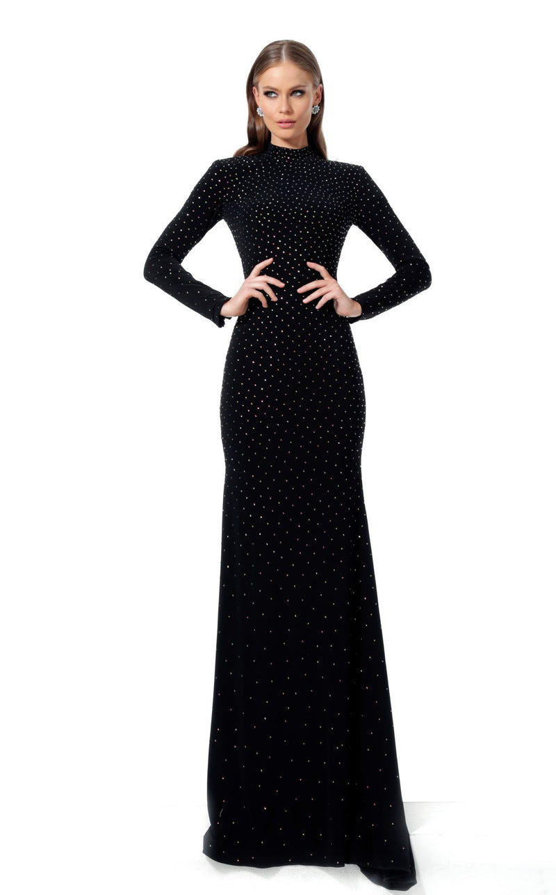 Jovani 1459 Dress Black