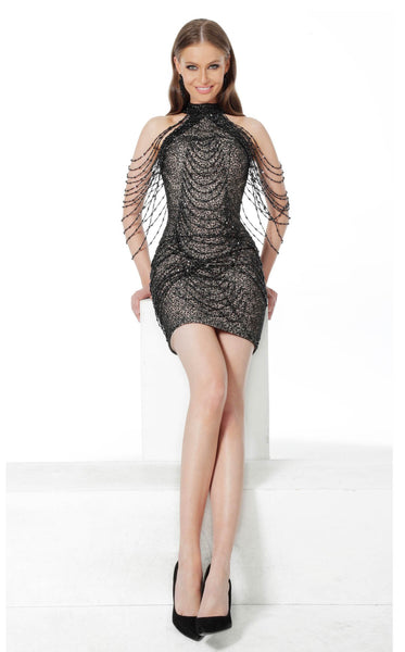 Jovani 1677 Dress Black