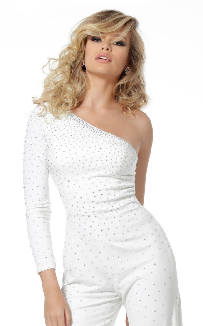 Jovani 1723 Dress Off White