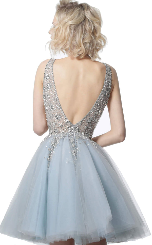 Jovani 1774 Light-Blue