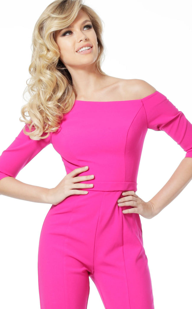 Jovani 1867 Dress Fuchsia
