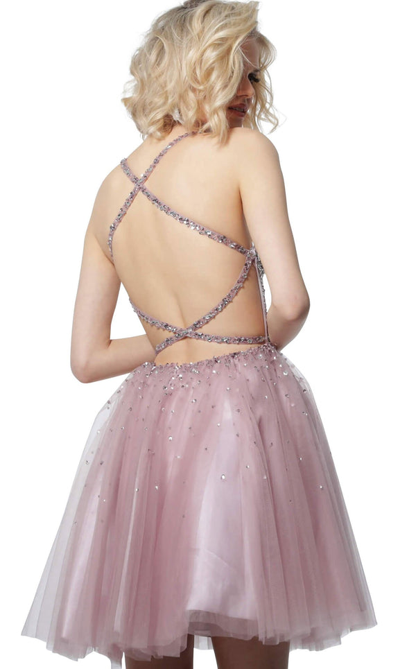 Jovani 3627 Rose-Ombre