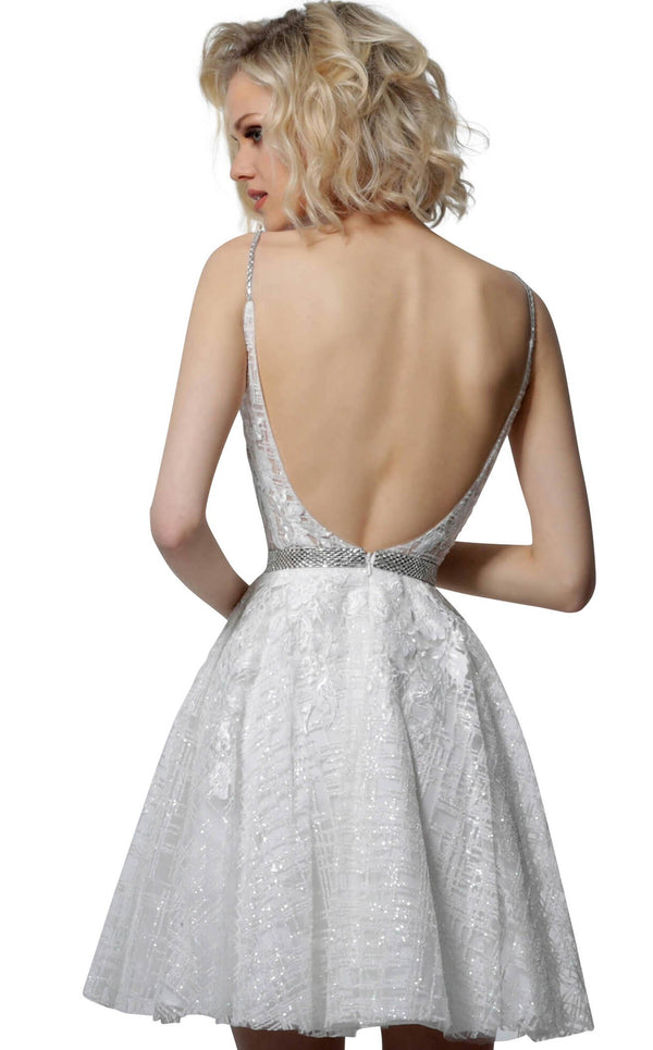 Jovani 3967 Off-White