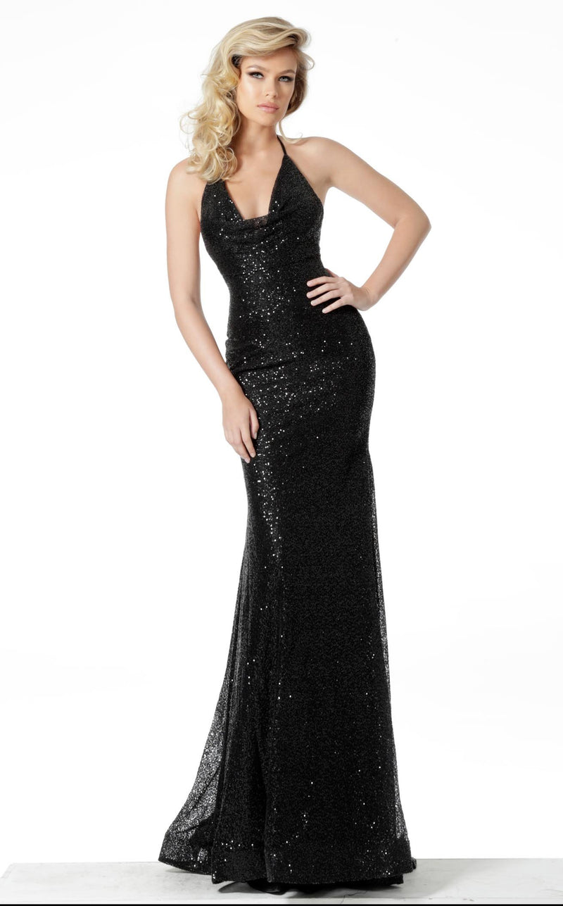 Jovani 55184 Dress Black