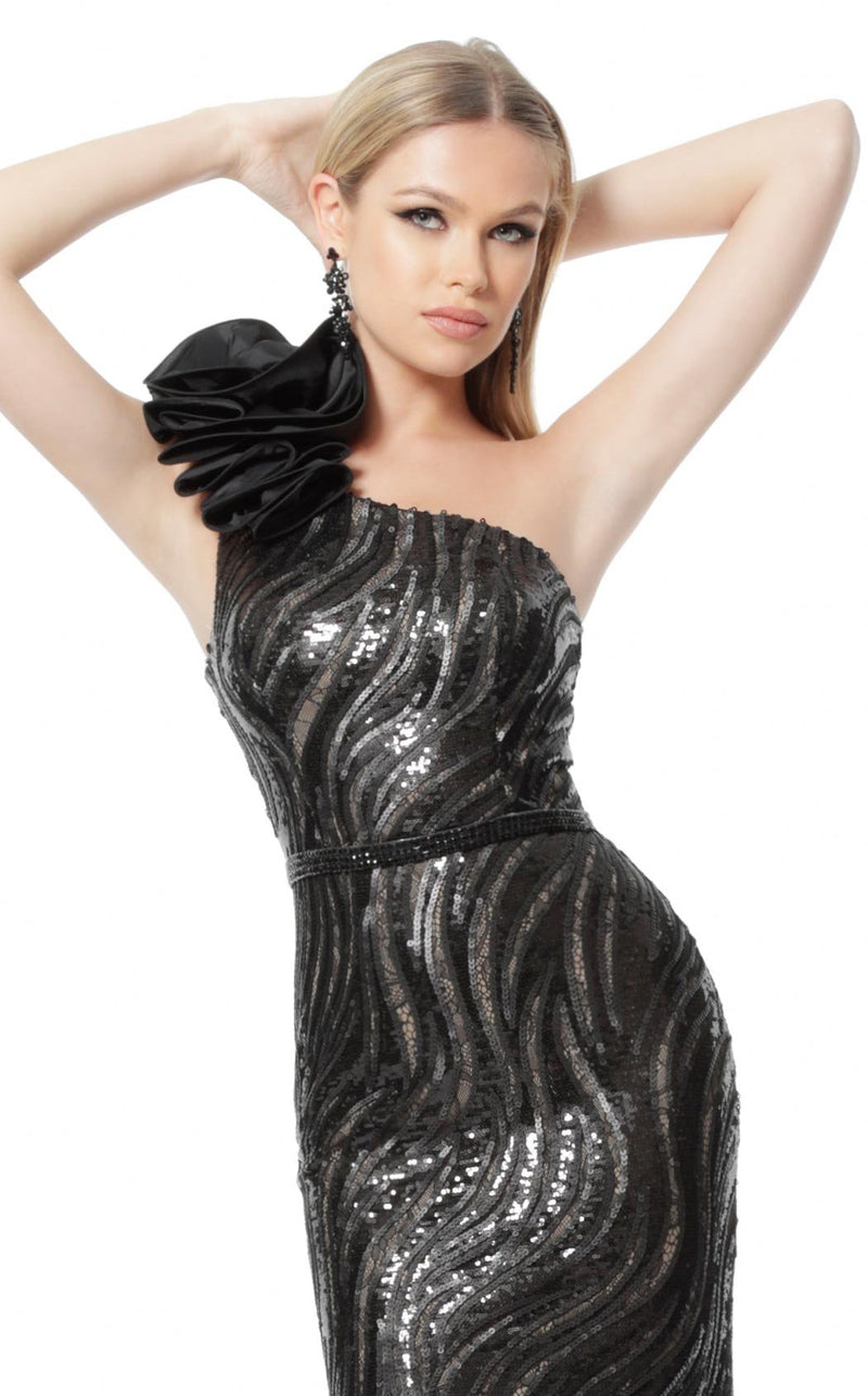 Jovani 56095 Dress Black