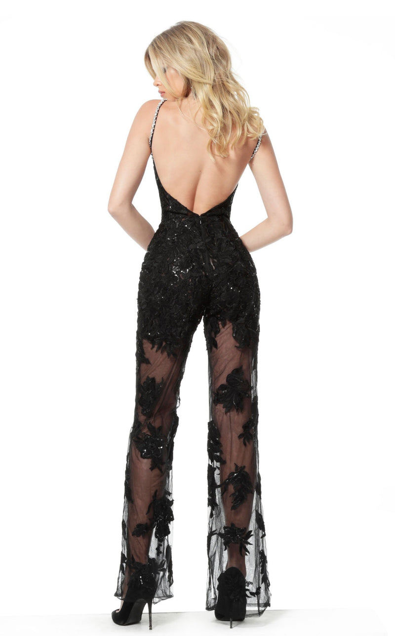 Jovani 59225 Dress Black