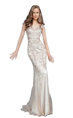 Jovani 62720 Dress Nude