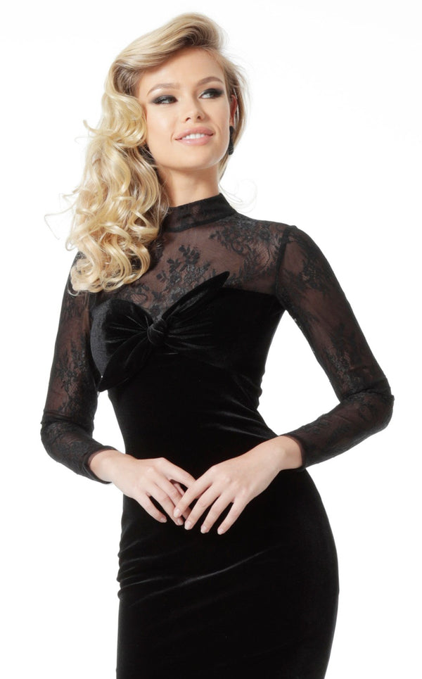 Jovani 62959 Dress Black