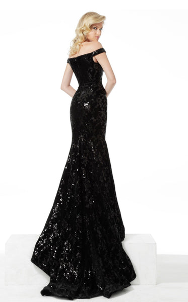 Jovani 64504 Dress Black