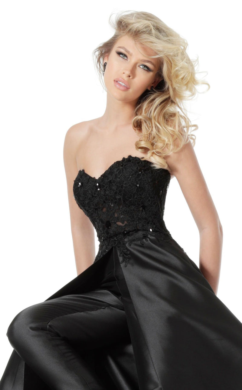 Jovani 66082 Dress Black