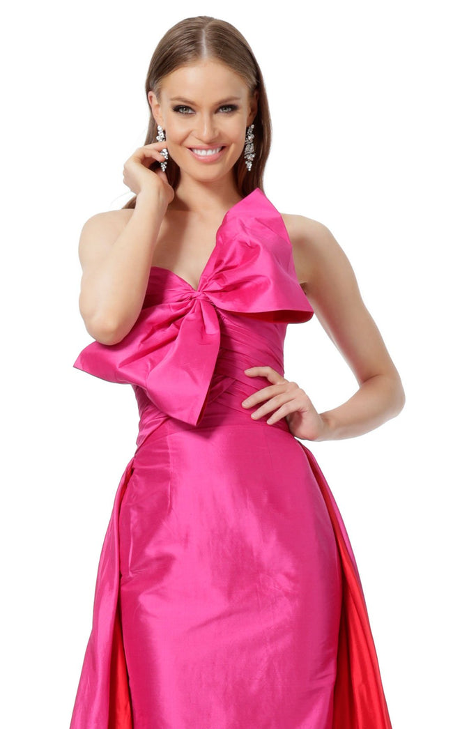 Jovani 66361 Dress Fuchsia