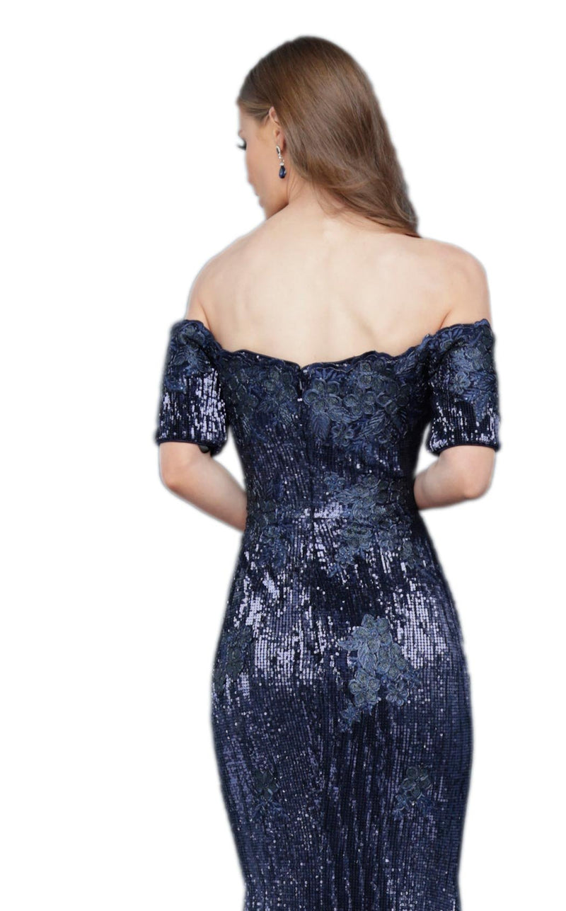Jovani 67104 Dress Navy