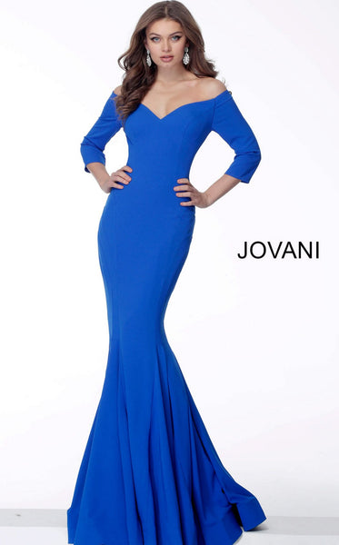 Jovani 68008 Royal Blue