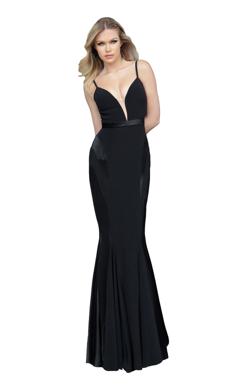 Jovani 68012 Dress Black