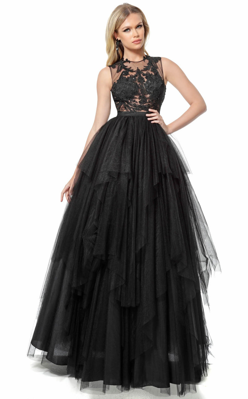 Jovani 68364 Dress Black