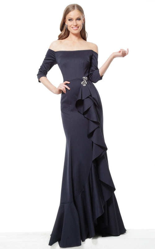 Jovani 68429 Dress Navy