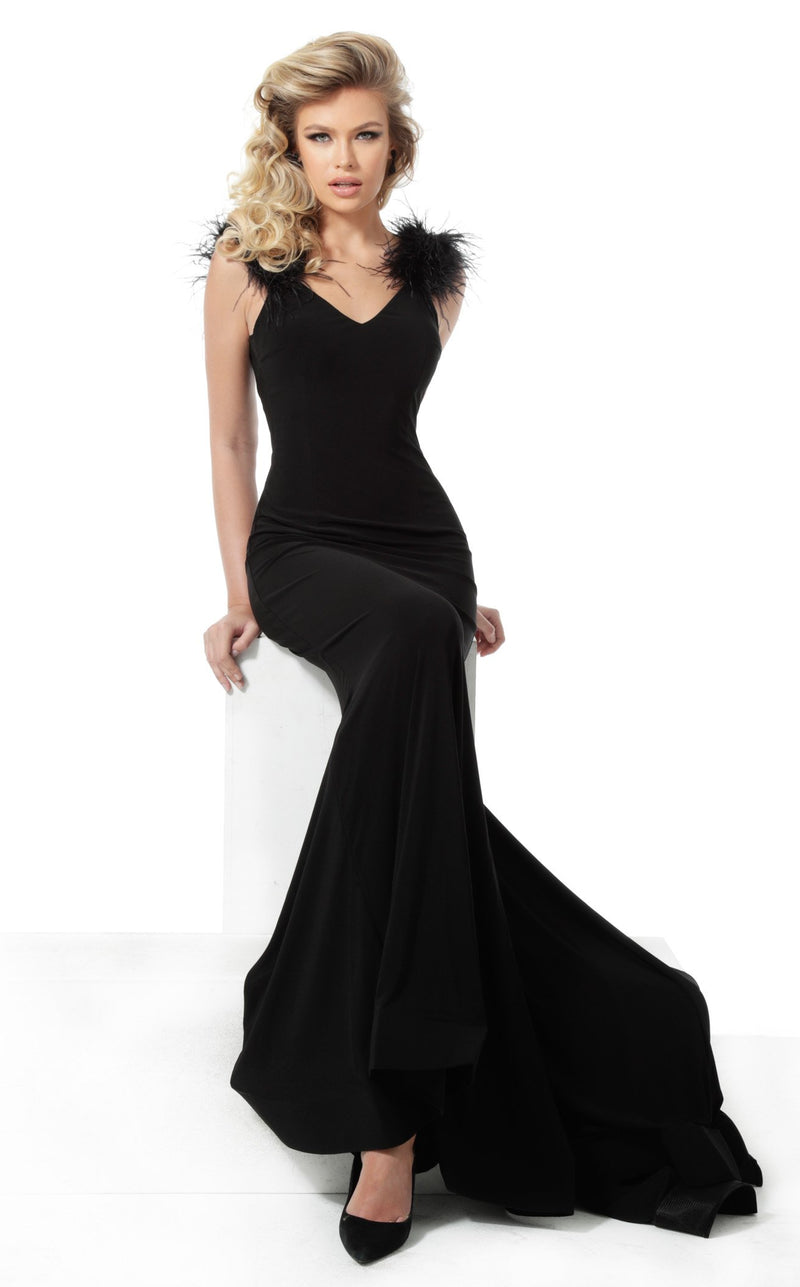 Jovani 68596 Dress Black