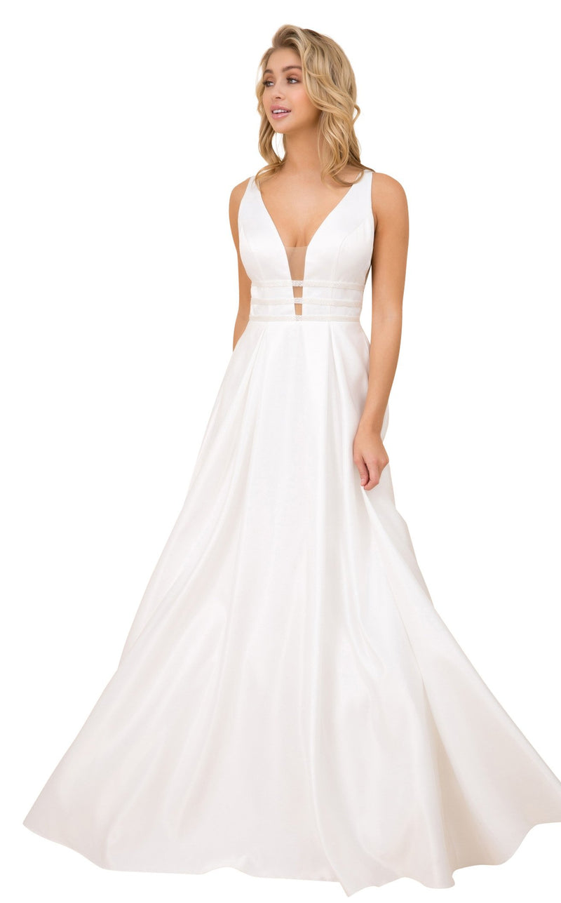 Nox Anabel M130 Dress White