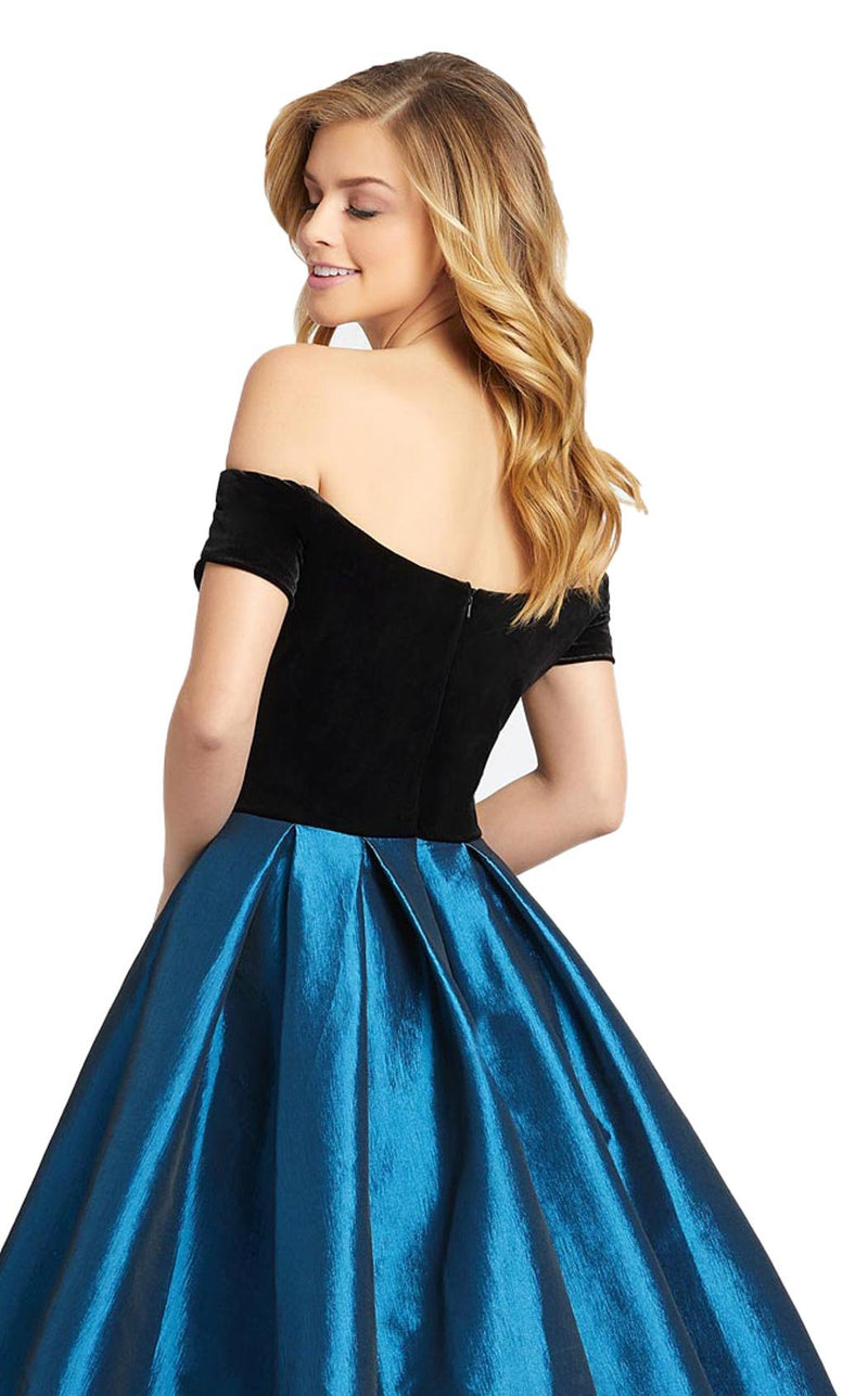 MacDuggal 12062D Dress Teal