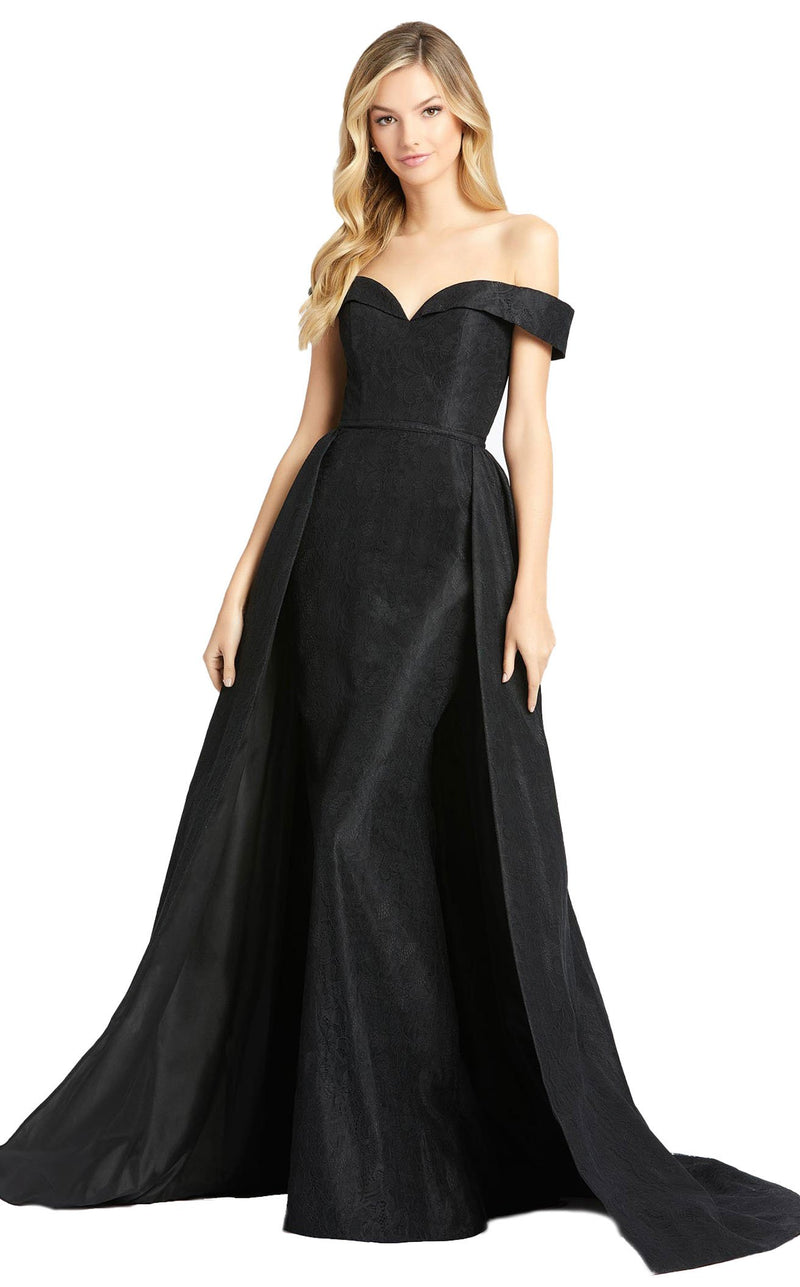 MacDuggal 12123D Dress Black
