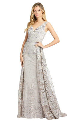 MacDuggal 20099D Dress Platinum