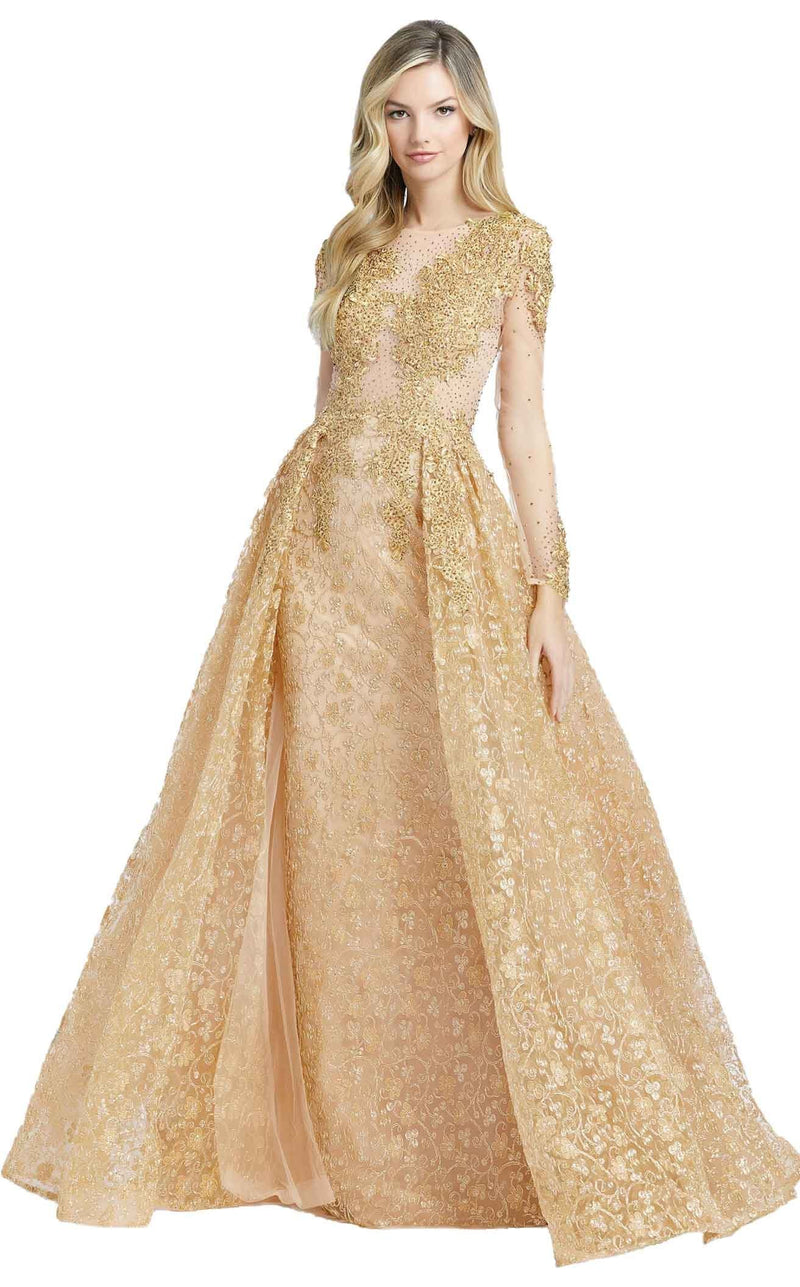 MacDuggal 20100D Dress Gold