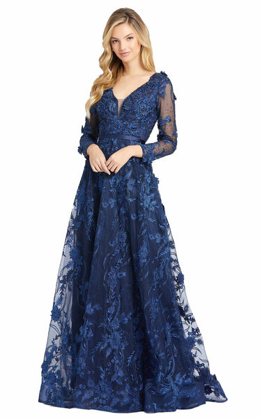 MacDuggal 20108D Dress Navy