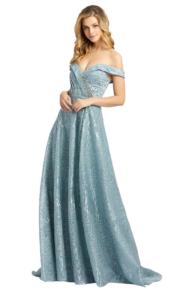 MacDuggal 20121D Dress French Blue