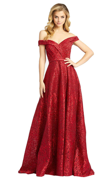 MacDuggal 20121D Dress Red