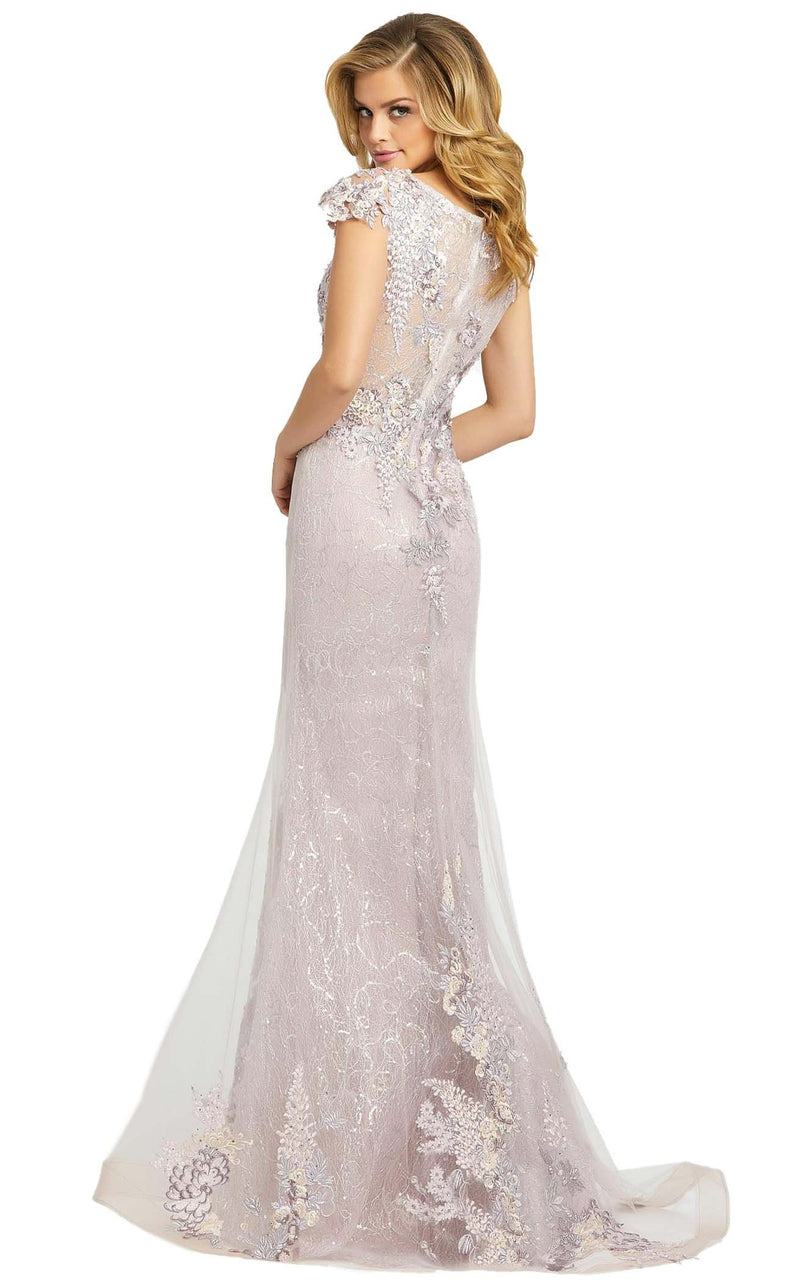 Mac Duggal 20144D Dress Lavender