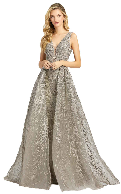 Mac Duggal 20155D Dress Steel