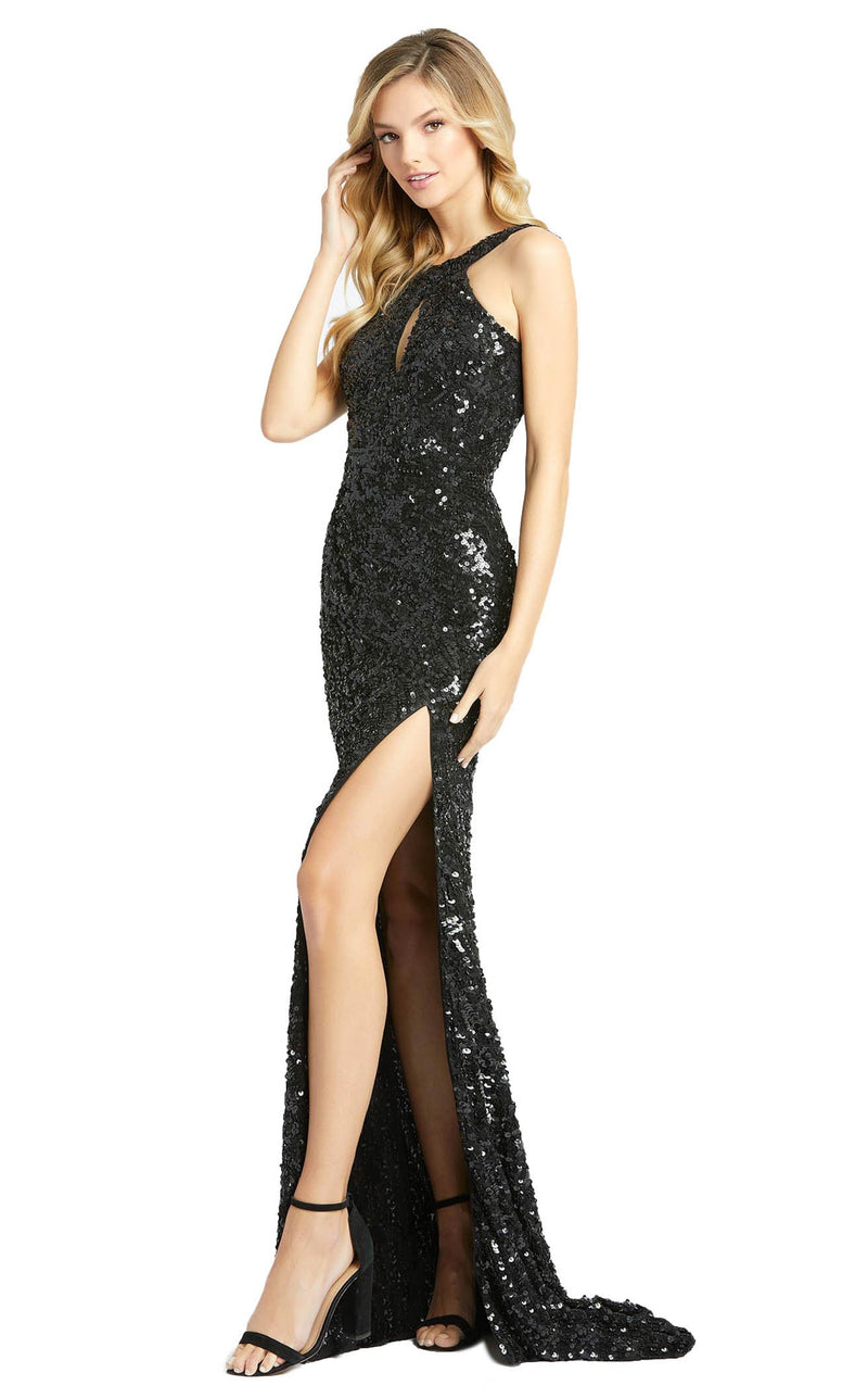 Mac Duggal 3434D Dress Black