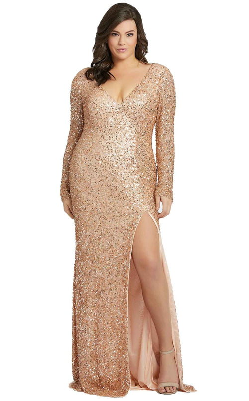 Mac Duggal Fabulouss 5012F Dress