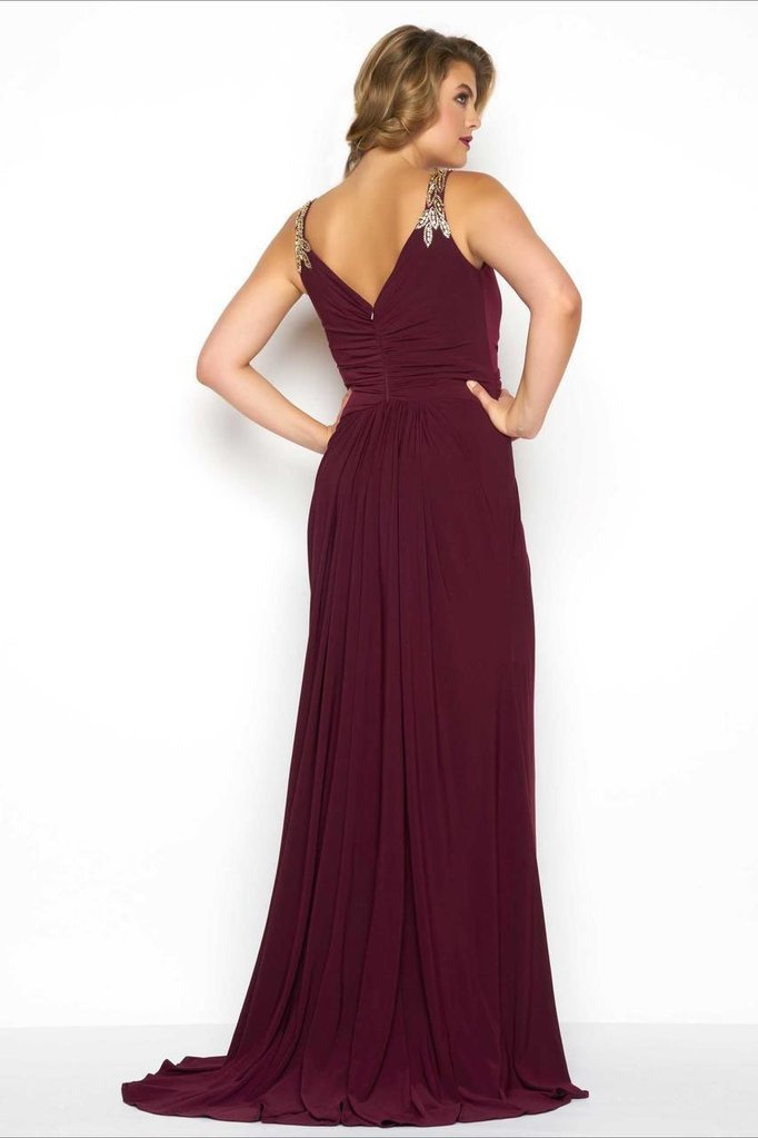 Mac Duggal 65982F Dress
