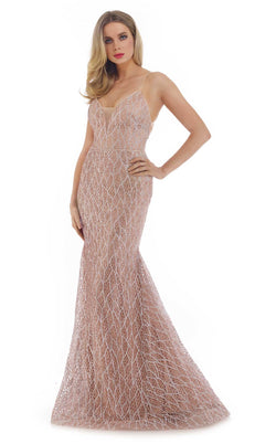 Morrell Maxie 16259 Dress Rose-Gold
