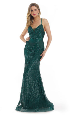 Morrell Maxie 16262 Dress Emerald
