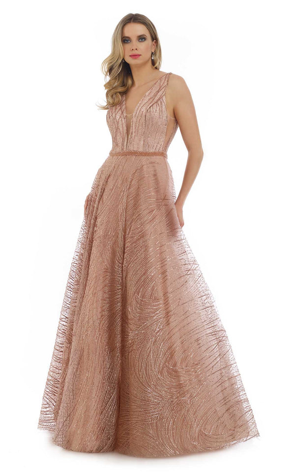 Morrell Maxie 16269 Dress Rose-Gold