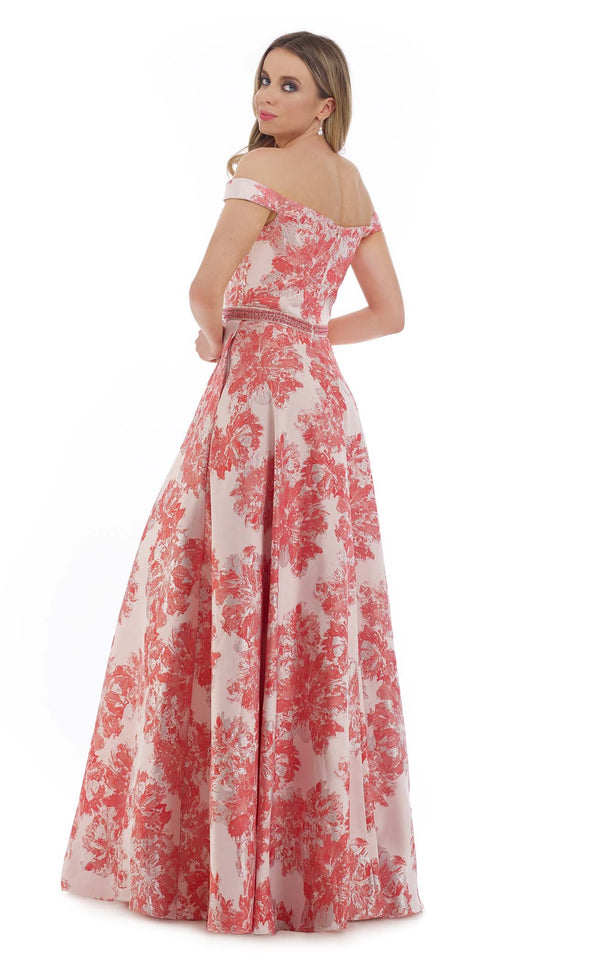 Morrell Maxie 16294 Dress Coral