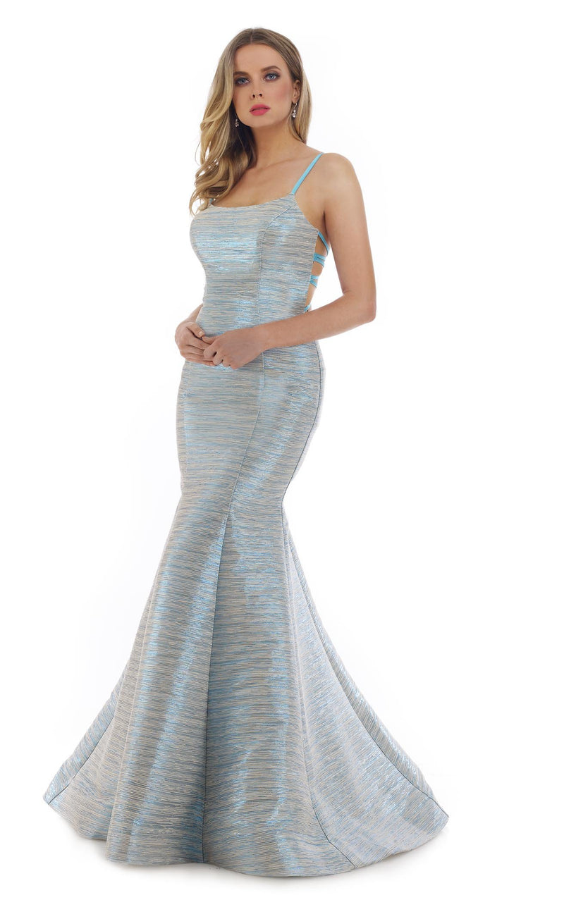 Morrell Maxie 16306 Dress Turquoise