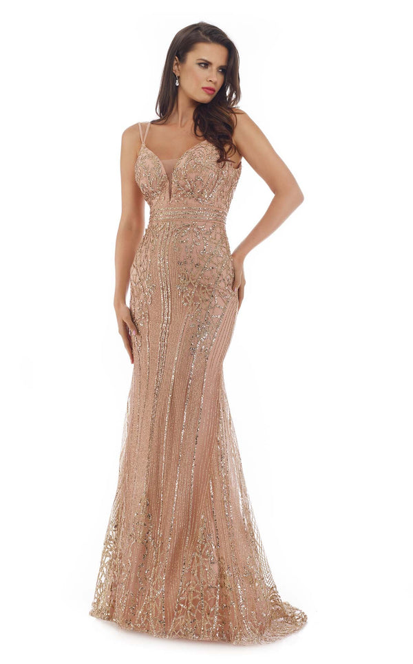 Morrell Maxie 16309 Dress Rose-Gold