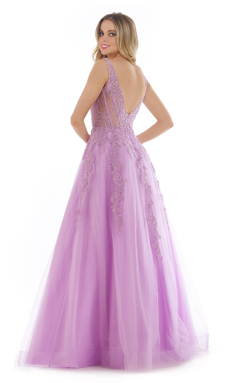 Morrell Maxie 16312 Dress Lavender