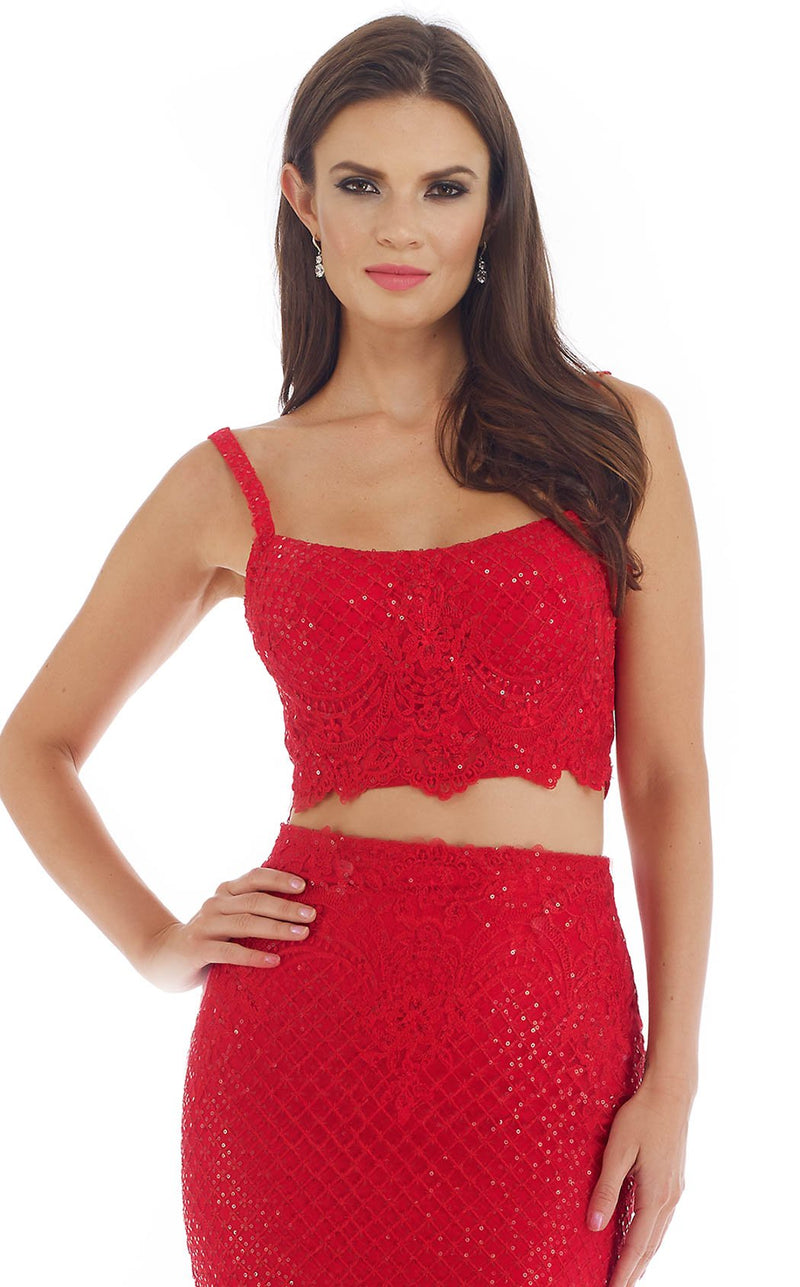 Morrell Maxie 16313 Dress Red