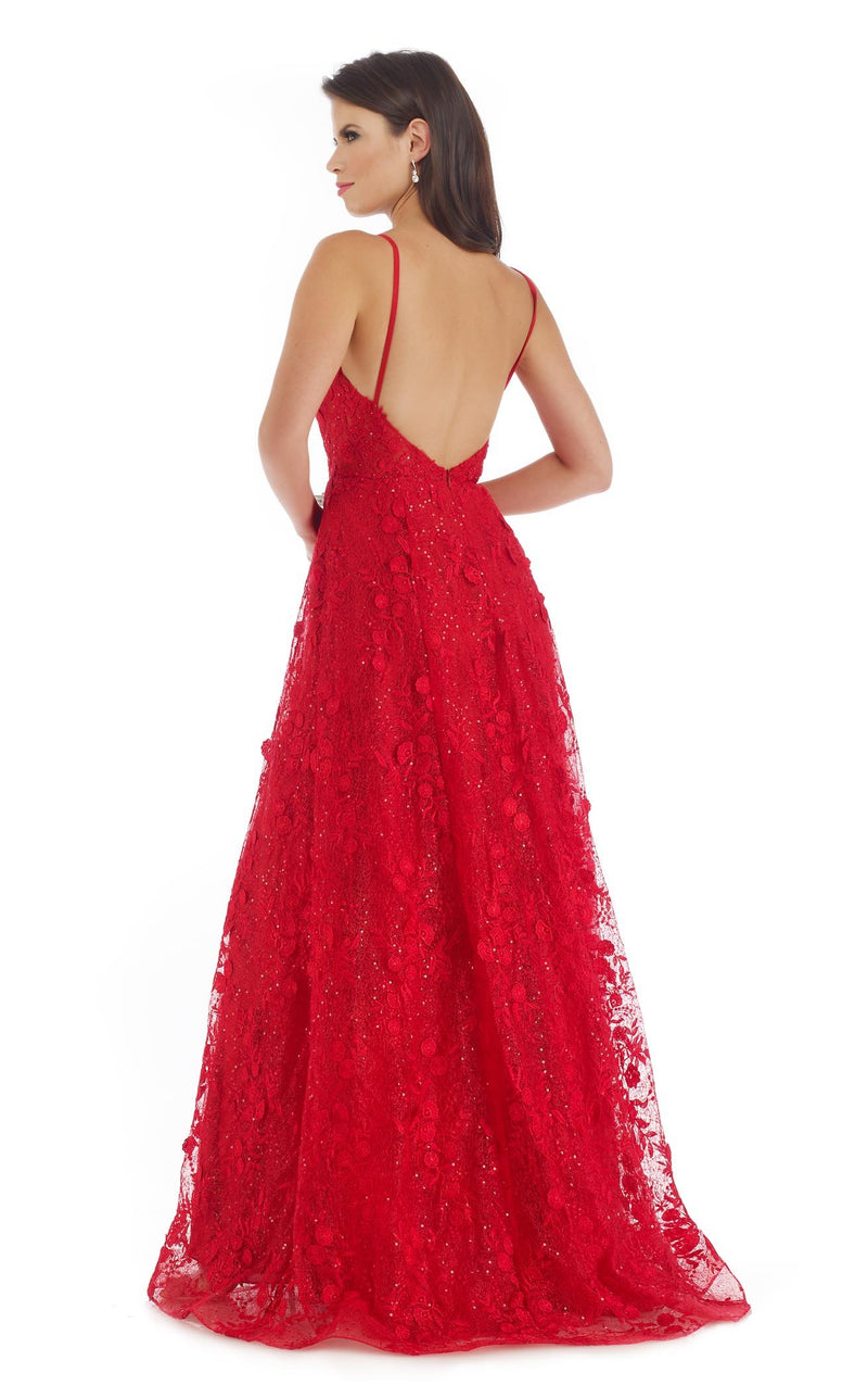 Morrell Maxie 16314 Dress Red